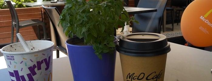 McDonald's is one of Edremit.