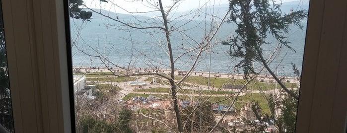 Bandırma Öğretmen Evi is one of Eda'nın Beğendiği Mekanlar.