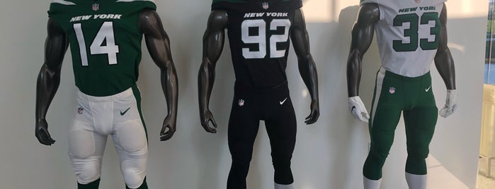 Atlantic Health Jets Training Center is one of eat, drink, and be merry.....