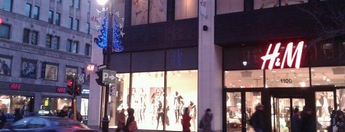 H&M is one of Posti salvati di Julye.