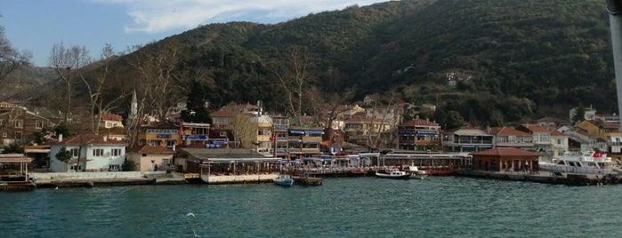 Anadolu Kavağı is one of Türkiye'de Gezilmesi- Görülmesi Gereken Yerler.