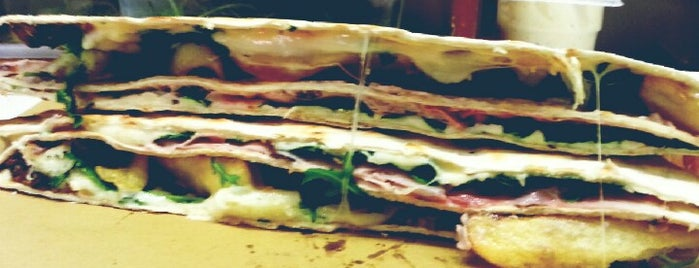 Mordicchio La Piadina is one of Ferarra Bars, Cafes, Food, POI.