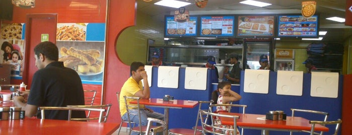 Domino's Pizza is one of Top 10 dinner spots in Gurgaon, India.