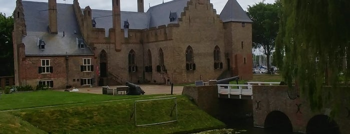 Kasteel Radboud is one of Museums that accept museum card.