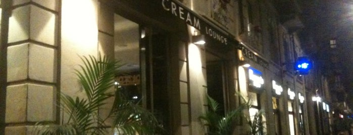 Cream Lounge is one of Lieux qui ont plu à Fabiola.
