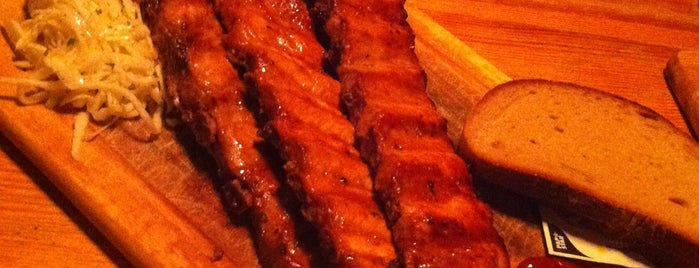 Ribs of Vienna is one of Viyana.
