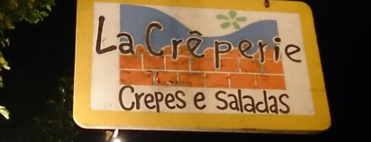La Crêperie is one of para conhecer!.