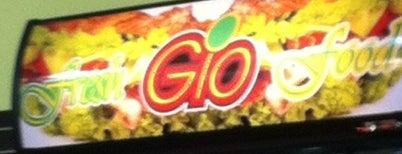 Gio fresh food is one of Бэкау.