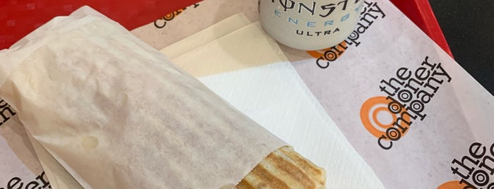 The Döner Company is one of สถานที่ที่ Kevin ถูกใจ.