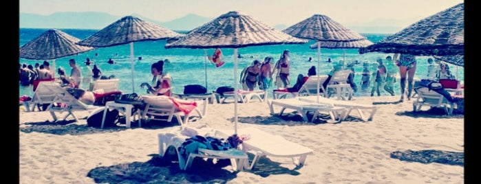 Marenostrum Beach is one of Ayvalık.