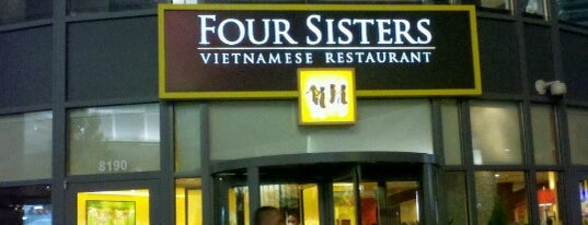 Four Sisters is one of Locais salvos de Adam.