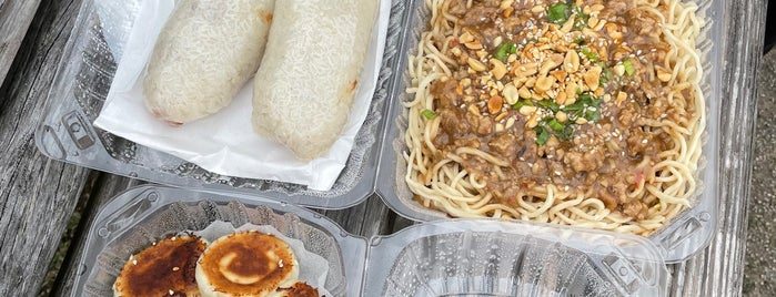Dumpling Specialist is one of NorCal.