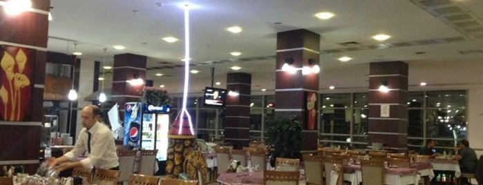 Gökteada Restaurant is one of Posti salvati di Ayşegul.