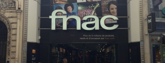 Fnac Cannes is one of Cannes.