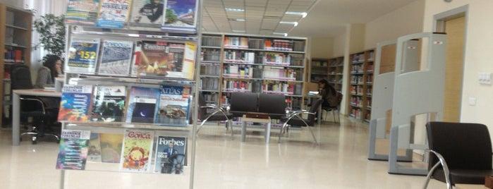 Zirve Üniversitesi Kütüphane is one of Zirve Üniversitesi.