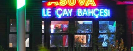 Asuva Cafe is one of My list ;).