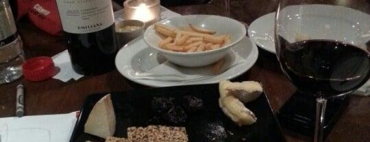 Vivat Bacchus is one of London food.