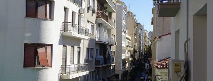 Carolina Hotel is one of Grécia.