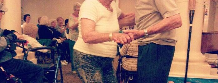 The Patrician A Kisco Senior Living Community is one of สถานที่ที่ Shelby Jean ถูกใจ.