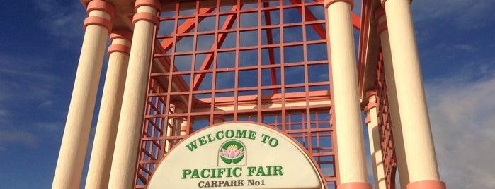 Pacific Fair is one of Australia.