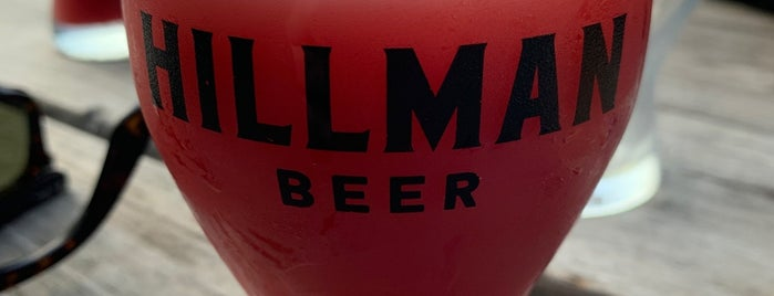 Hillman Beer is one of Breweries or Bust 3.