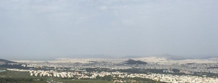 Βουνό Παπάγου is one of Δε Γκρειτ Αουτντορς.