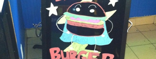 Action Burger is one of Try/Food.