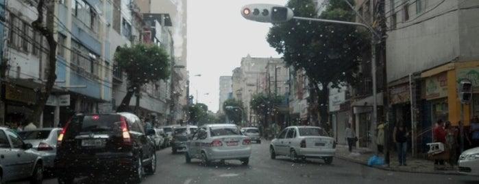 Avenida Sete de Setembro is one of BOM LUGAR.