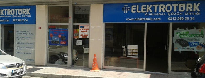 Elektrotürk Bilişim is one of Ismail 님이 좋아한 장소.