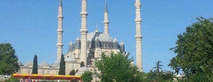 Mosquée Selimiye is one of Türkiye'de Gezilmesi- Görülmesi Gereken Yerler.