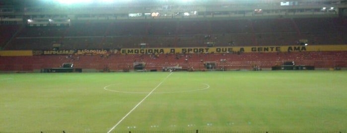 Clube do Sport is one of Prefeito.