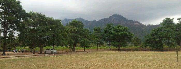 โรงเรียนบ้านคลองหาด สาขาบ้านเขาช่องแคบ is one of nagojora : понравившиеся места.