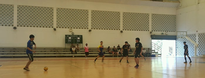 โรงยิม (Gym) is one of Lugares favoritos de nagojora.