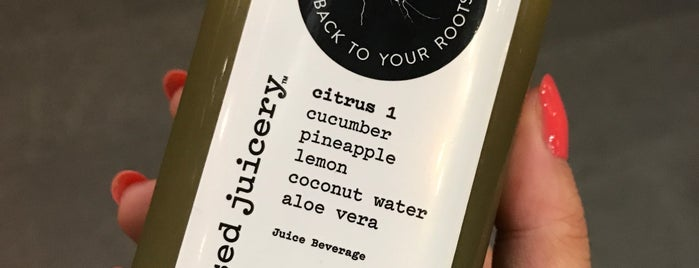 Pressed Juicery is one of Lieux qui ont plu à Lisa.