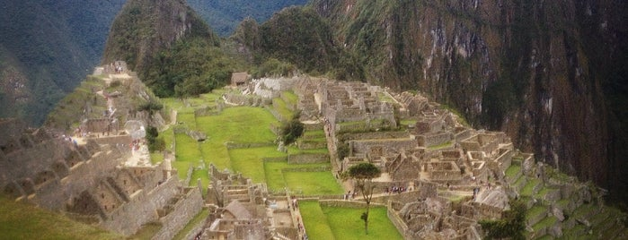 Machu Picchu is one of Orte, die Paco gefallen.