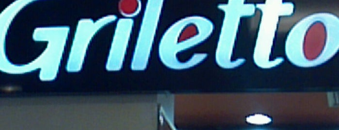 Griletto is one of สถานที่ที่ Luis ถูกใจ.