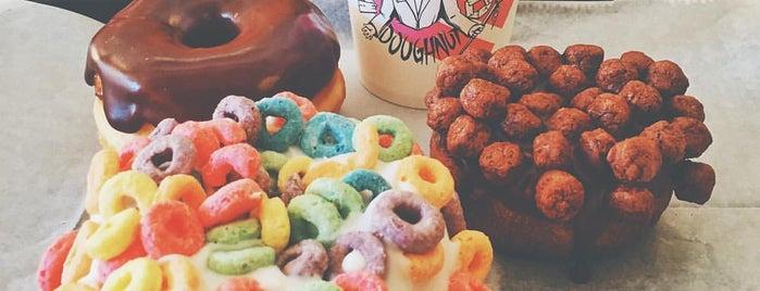 Voodoo Doughnut is one of Austin Food.