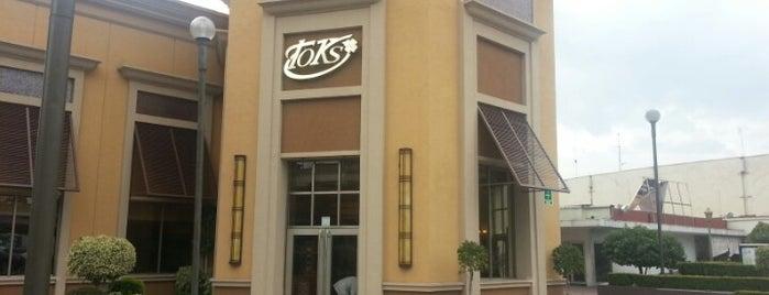 Toks is one of Lieux qui ont plu à Michi.