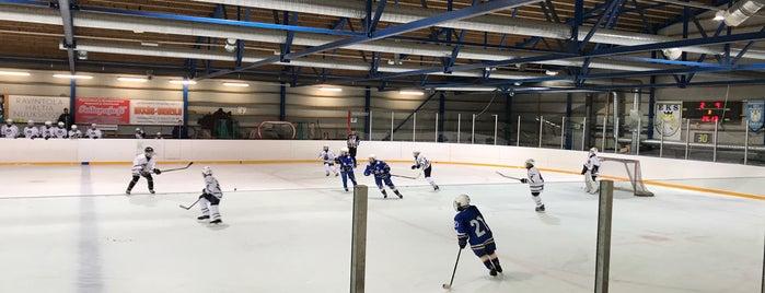 Laaksolahden jäähalli is one of ESPOO - FINLAND.