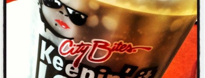 City Bites is one of Posti che sono piaciuti a Sorkat.