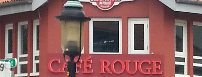 Cafe Rouge is one of Singapore.