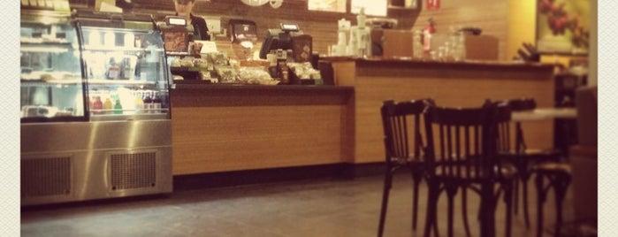 Starbucks is one of สถานที่ที่ Caipirinha ถูกใจ.