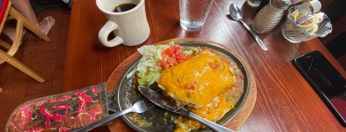 Palacio Cafe is one of Santa Fe.