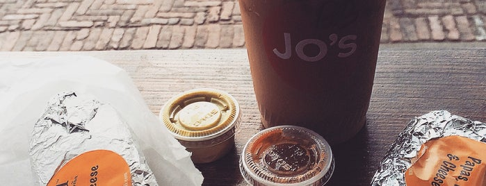 Jo's Coffee is one of Outdoor Voices' Guide to Austin.