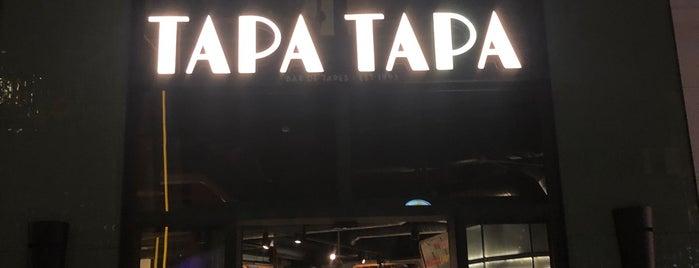 Tapa Tapa is one of Locais curtidos por Alejandro.