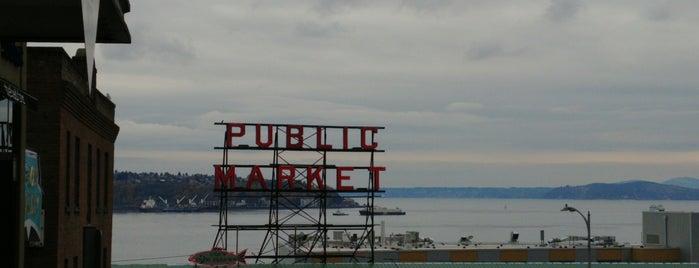 Seattle Free Walking Tours is one of Seattle.