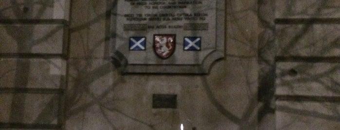 Sir William Wallace Memorial is one of Serdar'ın Beğendiği Mekanlar.
