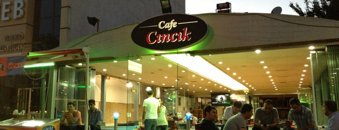 Cafe Cıncık is one of Orte, die Aksu gefallen.