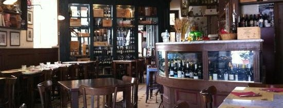 Bottega Del Vino is one of Tempat yang Disukai Officine Creative.