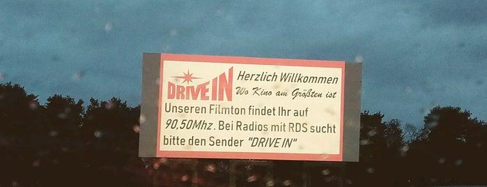 DRIVE IN Autokino Köln-Porz is one of Köln Hangouts.